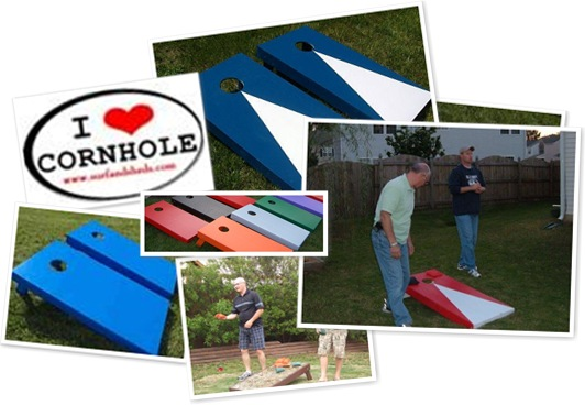 View Cornhole Boards